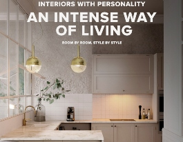 Interiors with Personality - Dining Rooms & Kitchens